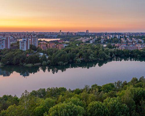 Utsikt från Nybohov