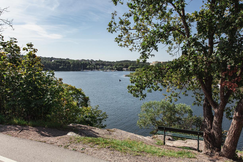 Promenadstråk Ulvsundasjön
