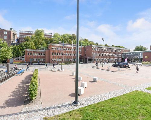 Chalmers Tekniska Högskola i näheten
