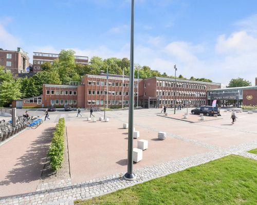 Dalheimersgatan 6A (MH445) - Chalmers Tekniska Högskola med hållplats