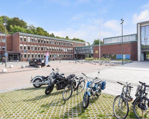 Chalmers Tekniska Högskola huvudentré