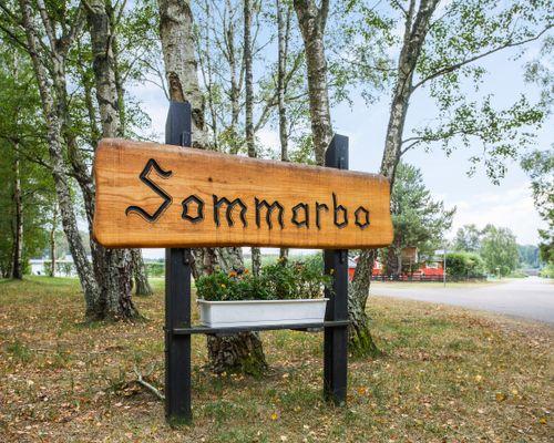 Trevligt sommarstugeområde Sommarbo