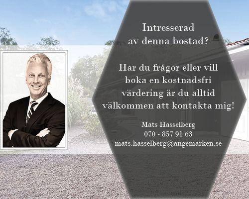 Mats Hasselberg din mäklare i Skummeslöv