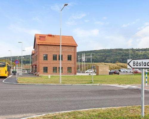Båstad tågstation