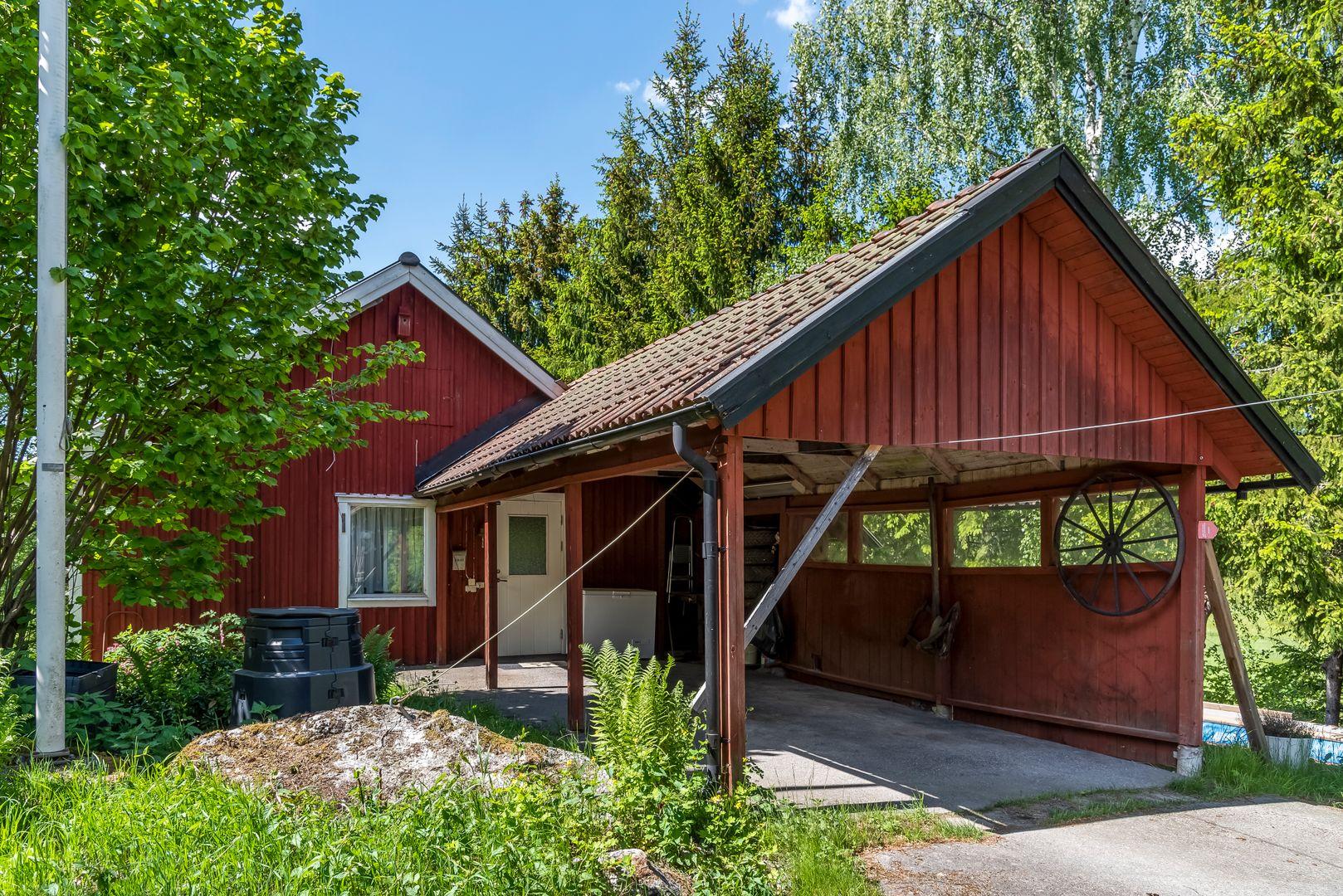 Hus 2 med carport
