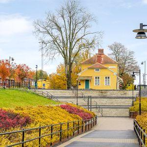 Tungelsta station