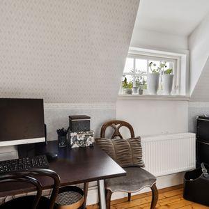 Klädkammare/kontor master bedroom