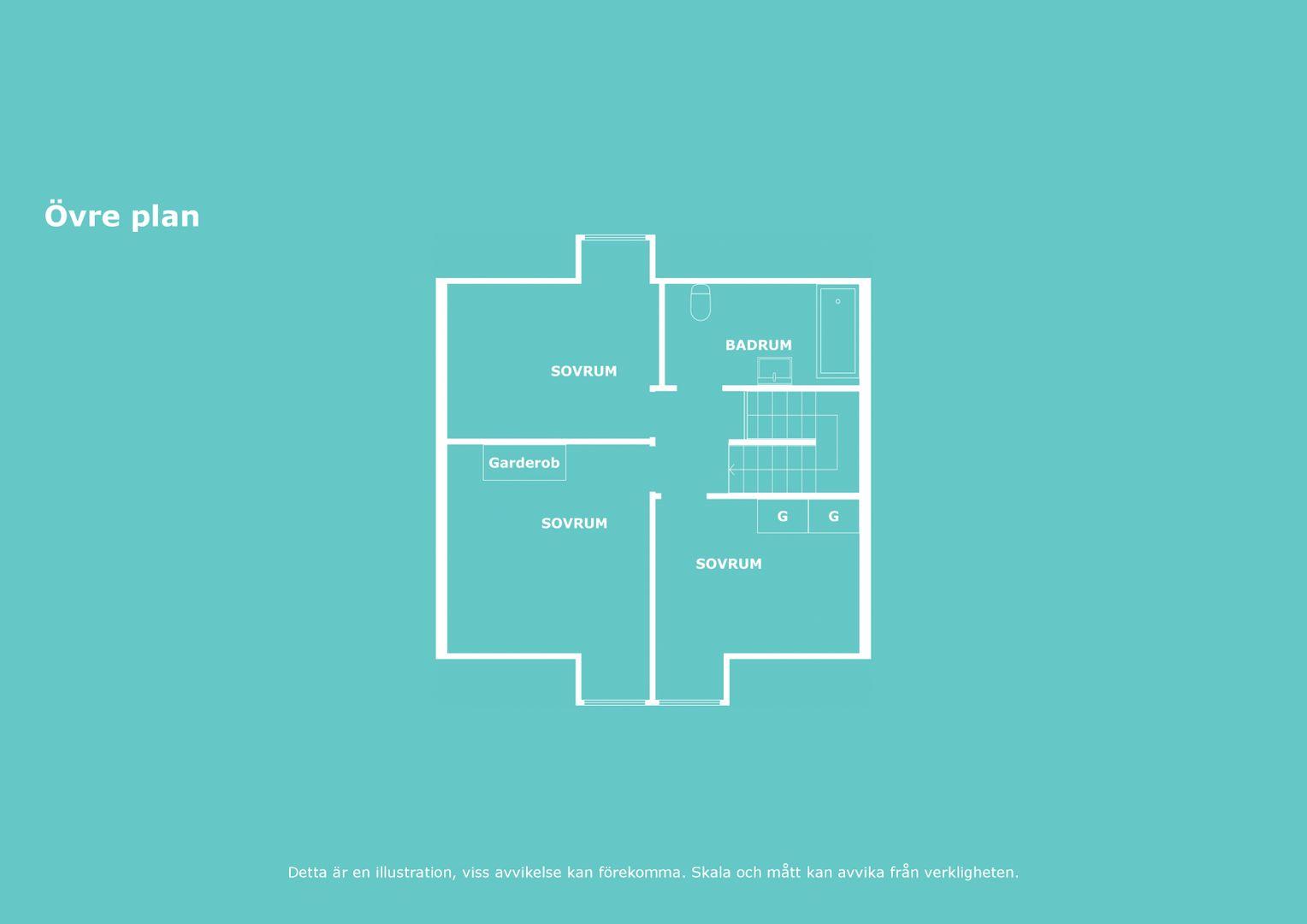 2D - Övre plan - Letterhead