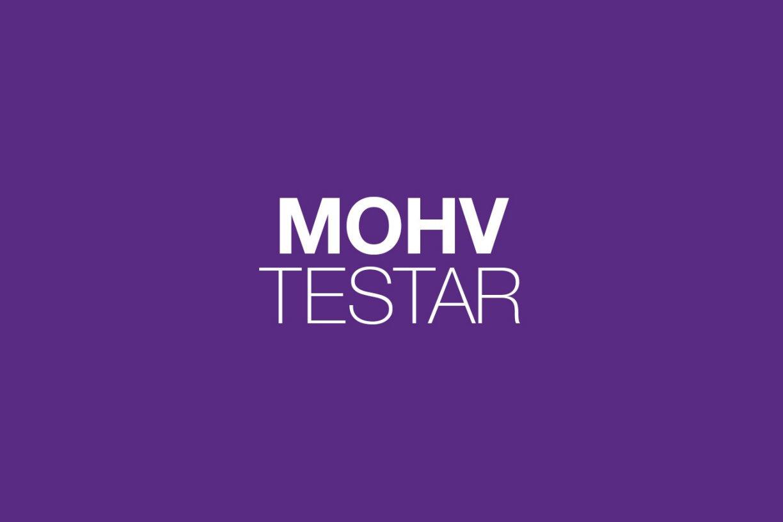 MOHV testar bild Vitec