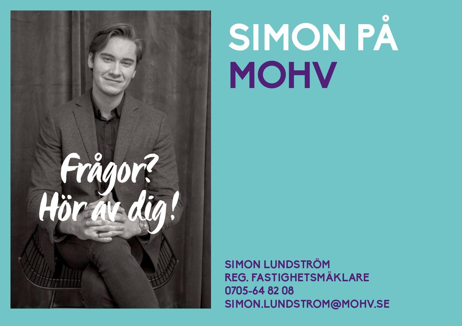 SimonL digitalt visitkort