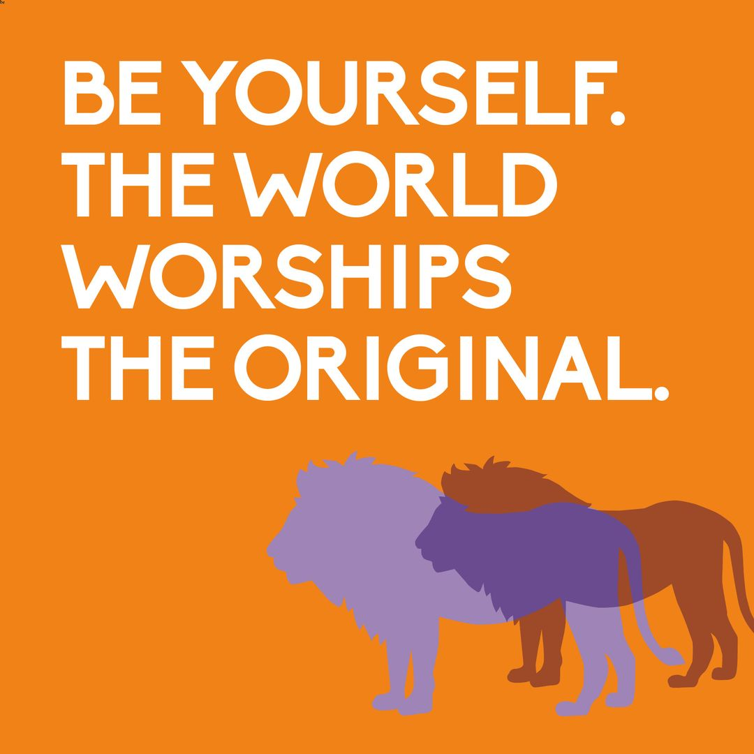 Lejon be yourself