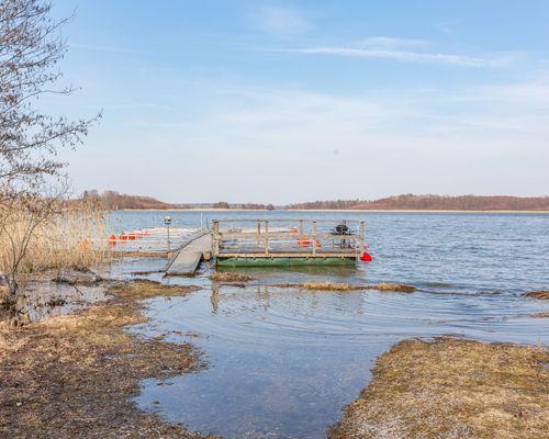 Båtplats ingår från Mullvadsvägen