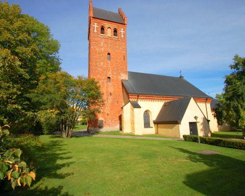 Torshälla kyrka