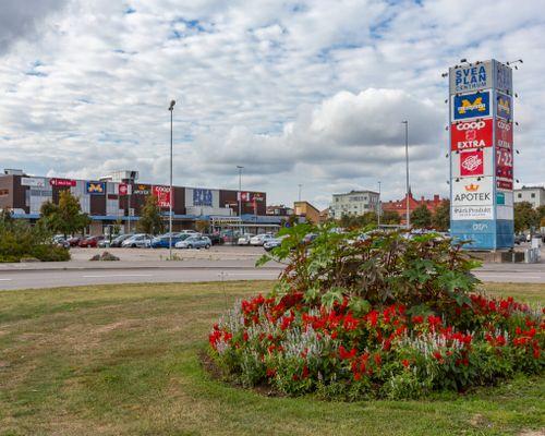 Sveaplan köpcentrum