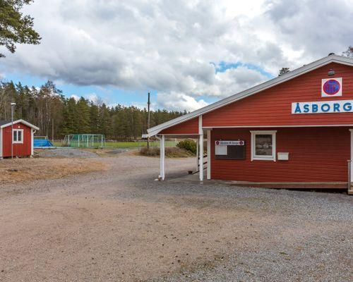 Åsborgen friidrott och fotbollsanläggning