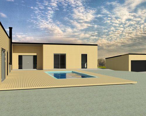 Visualisering hus