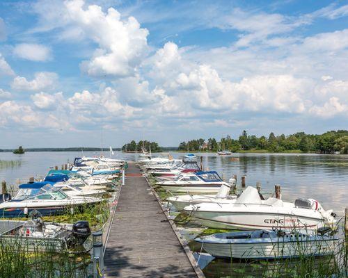 Båtplats Mälarbaden