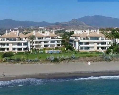 Översikt Guadalmansa playa