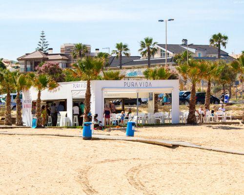 Strandbar La Mata