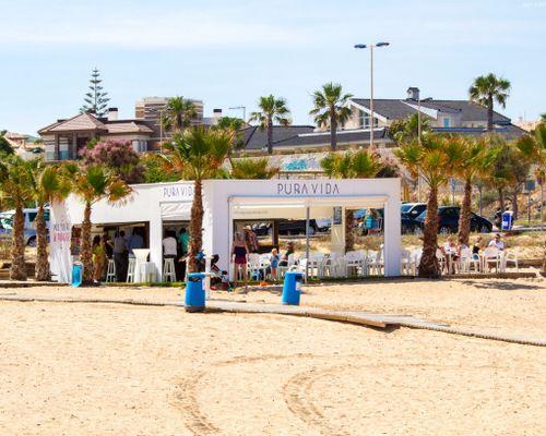 Strandrestaurang La Mata