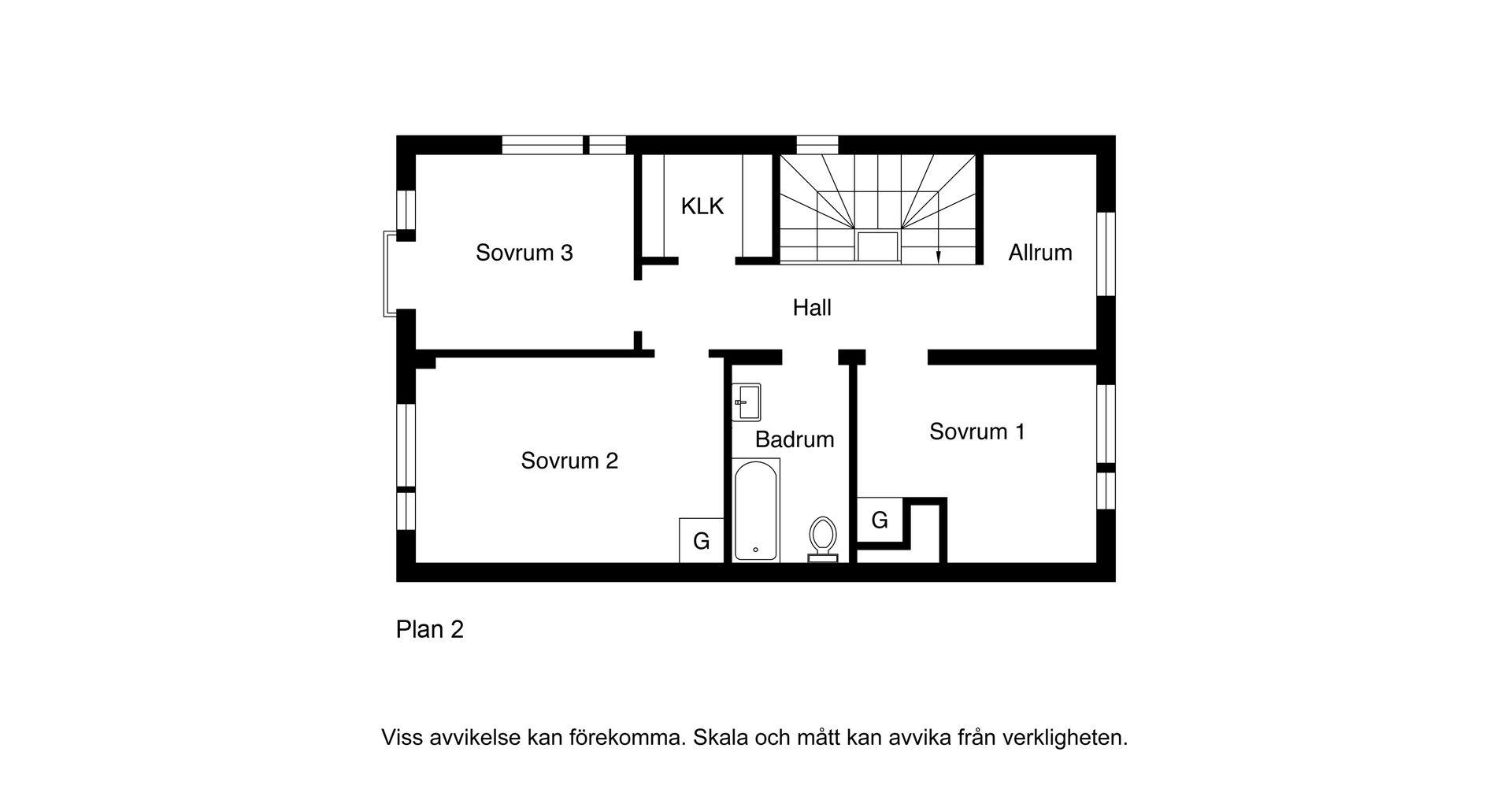 Planskiss plan 2