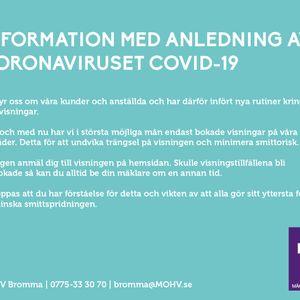 Info-Corona Hemnet_Bromma