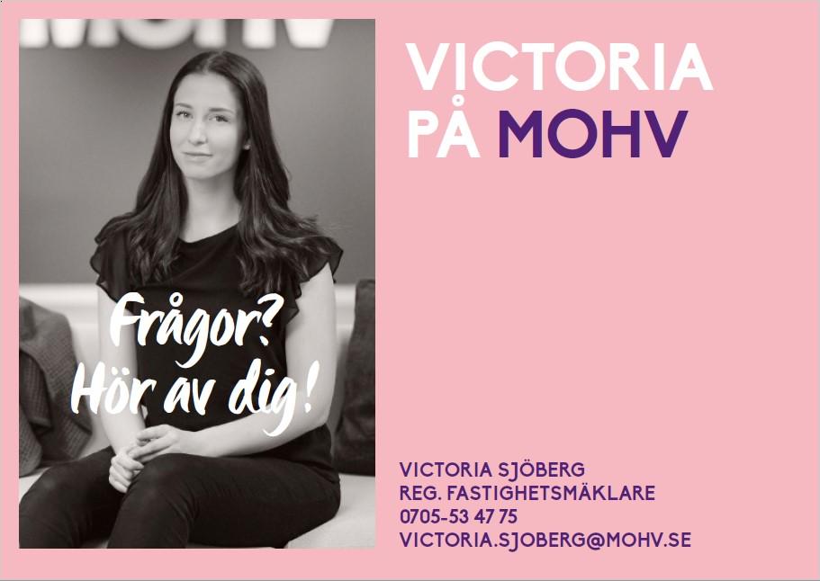 sälj med victoria
