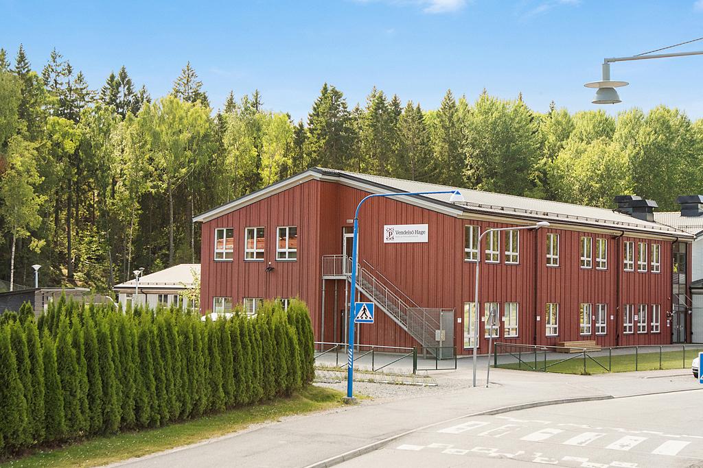 Vendelsö Hage skola