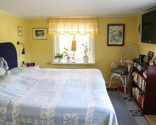 Sovrum (1) på bottenvåning