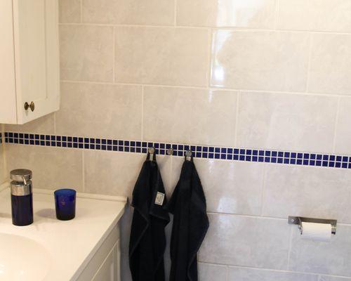 Toalett på bottenvåning