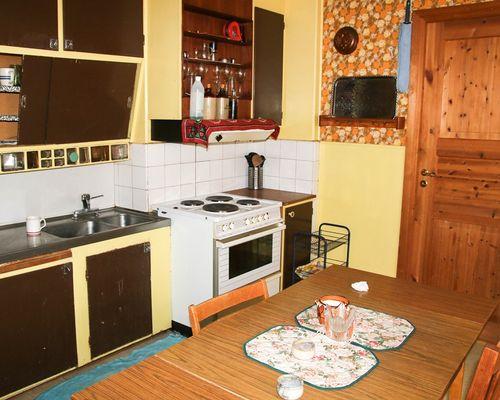 Kök - bottenvåning