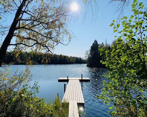 Sjön i närheten