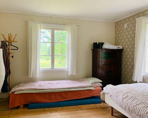 Sovrum -bottenvåning