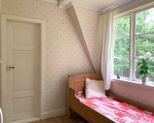 Litet sovrum - ovanvåning
