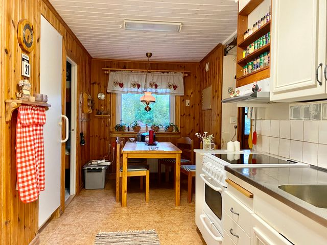 Kök, ingång från hallen