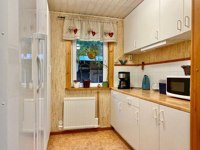 Kök, kylskåp, frys