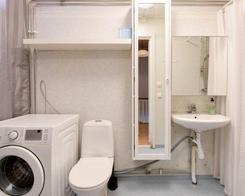 Duschrum/tvättstuga