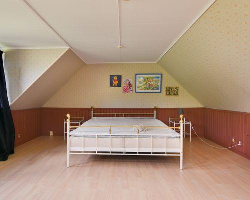 Sovrum övervåning (80-tals huset)