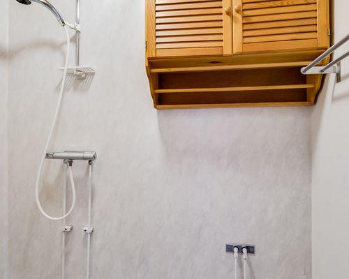 Rum för uthyrning, badrum
