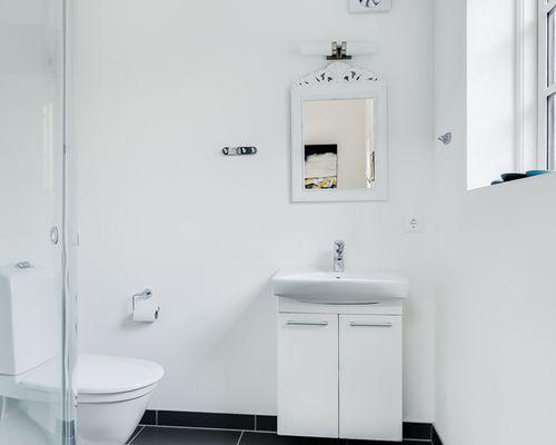 Stuga för uthyrning badrum