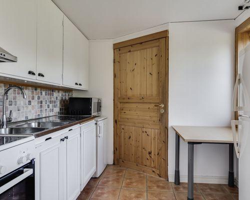 Kök, hus 3, lägenhet bottenplan