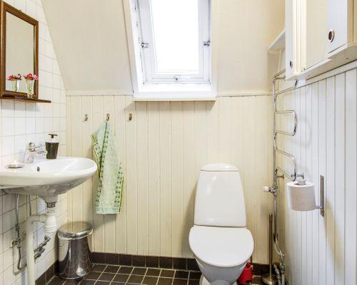WC etagelägenhet huvudbyggnad