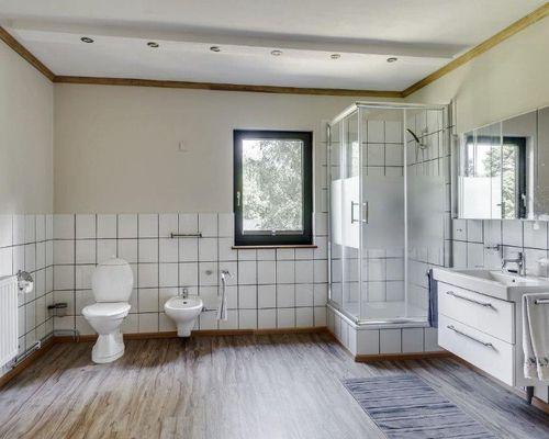 Badezimmer Re neu
